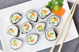 Sushi-Kochkurs in Speyer