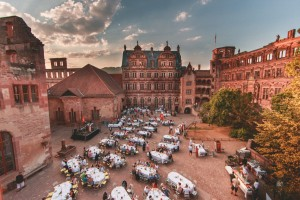 Sommer Open Air im Heidelberger Schloss